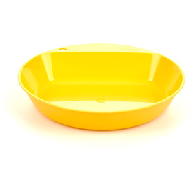 Wildo Camper Plate Deep, lemon